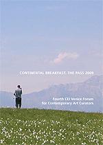 Continentalbreakfast. The pass 2009
